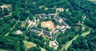 Citadelle Vauban - Vue aérienne
