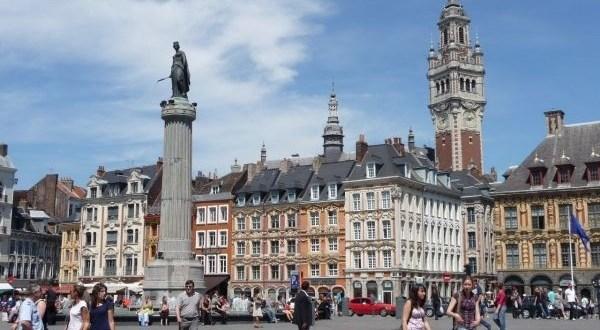 Visites guidées de l'Office de Tourisme de Lille du 02 au 08 mars 2017