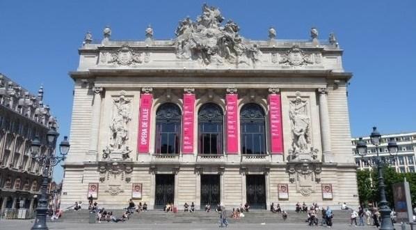 Visites guidées de l'Office de Tourisme de Lille du 24 au 31 mai 2017