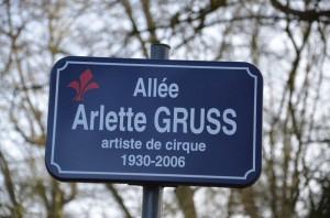 Cirque Arlette Gruss 2014