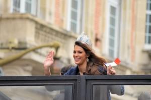 Miss Univers 2016 - Iris Mittenaere à Lille