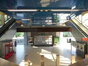Stations de Métro