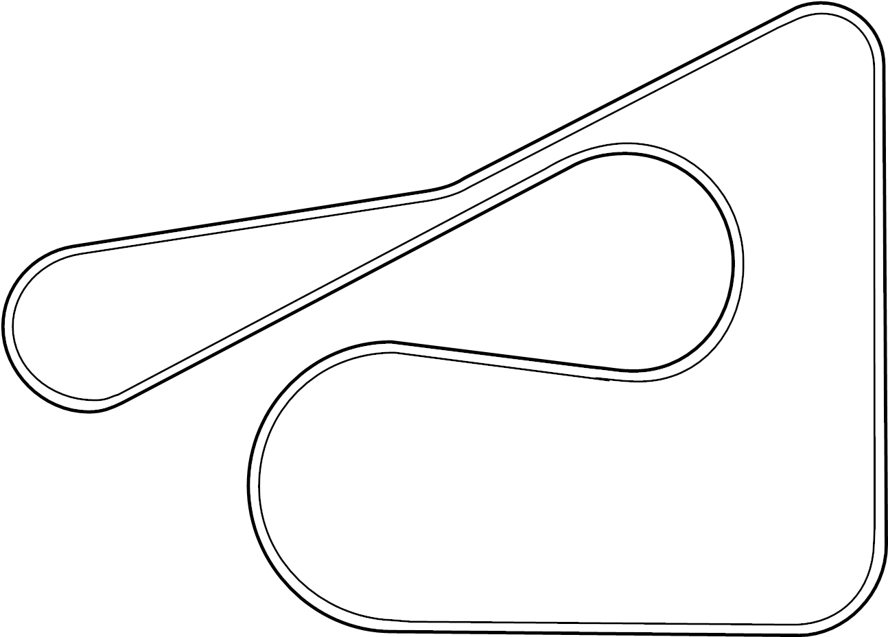 Mazda 2 Sport Belt V Belt V Serpentine Belt Mazda2