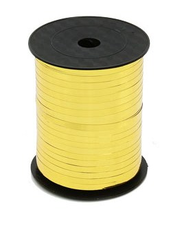 500 Yards Balloon String Gold