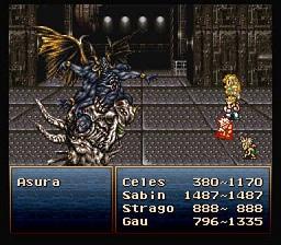 FF6 Brave New World Final Fantasy VI Hack For SNES