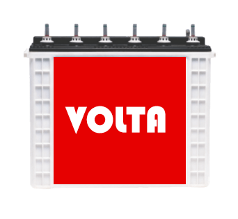 Volta Tall Tubular Batteries