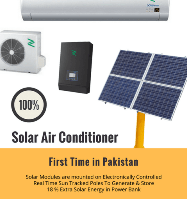 Gold Solar Air Conditioner Price