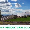 7.5 horse power solar agricultural solution