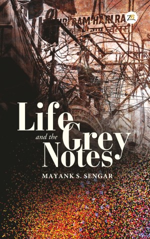Life and the Grey Notes_Cover Design_Front