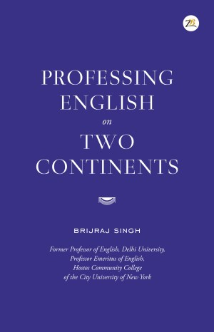 Professing English on Two Continents_Cover Design_Front