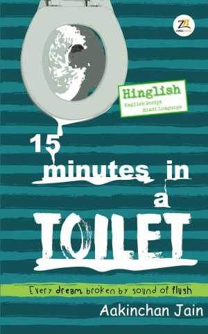 15 minute in a toilet