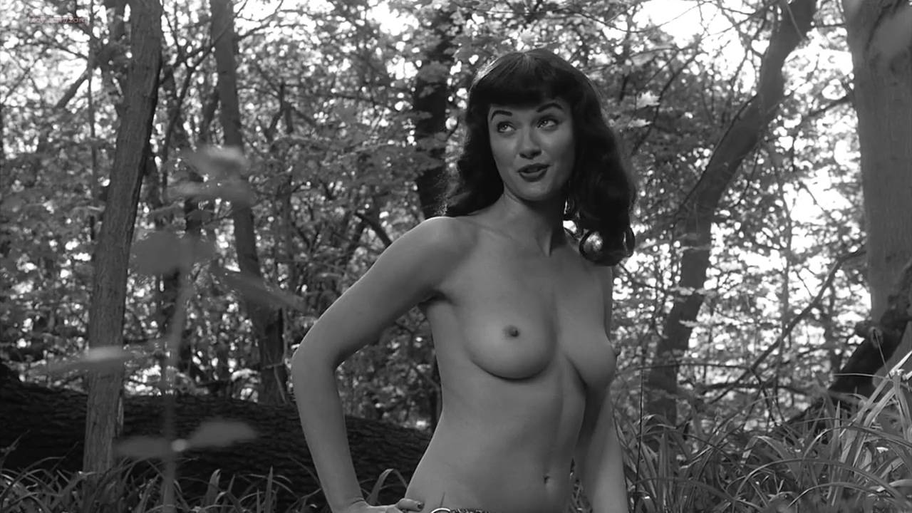 Gretchen Mol nude full frontal - The Notorious Bettie Page (2005) HD 720p (12)