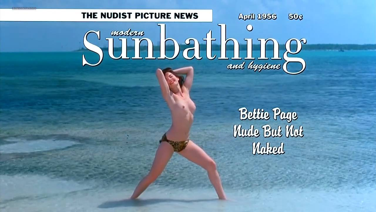Gretchen Mol nude full frontal - The Notorious Bettie Page (2005) HD 720p (7)