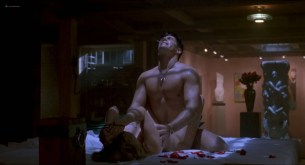 Aimee Leigh nude but covered in Hellraiser III (1992) HD 1080p BluRay (8)