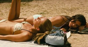 Amber Heard and Odette Yustman bikini hot in And Soon the Darkness HD720p