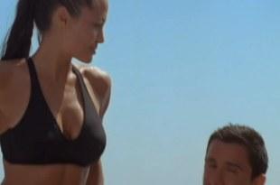 Angelina Jolie sexy in bikini and sex - Lara Croft Tomb Raider: The Cradle of Life (2003) HD720p