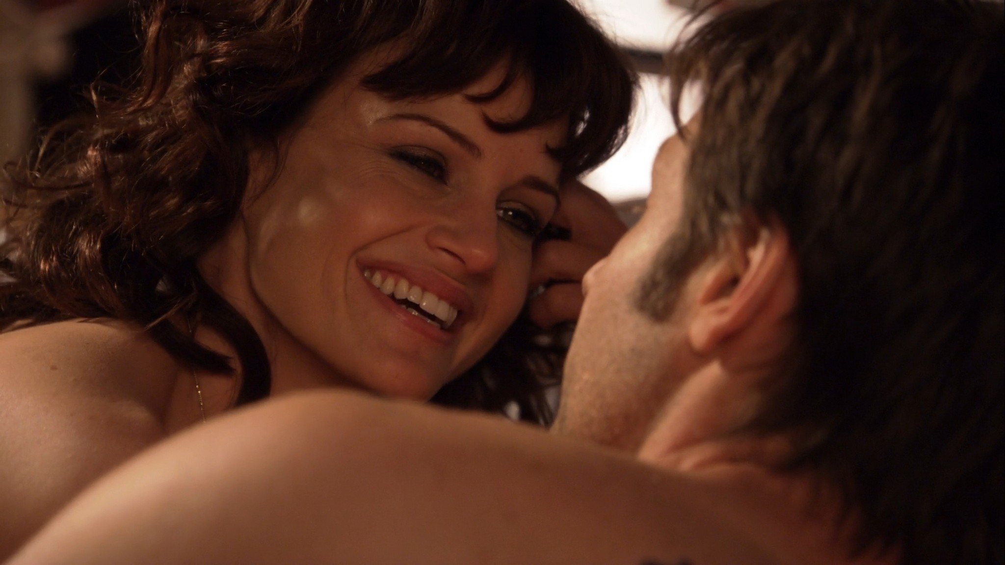 Carla Gugino hot lingerie Californication (2011) s4e7 HD 1080p (8)
