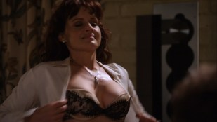 Carla Gugino hot lingerie Californication (2011) s4e7 HD 1080p