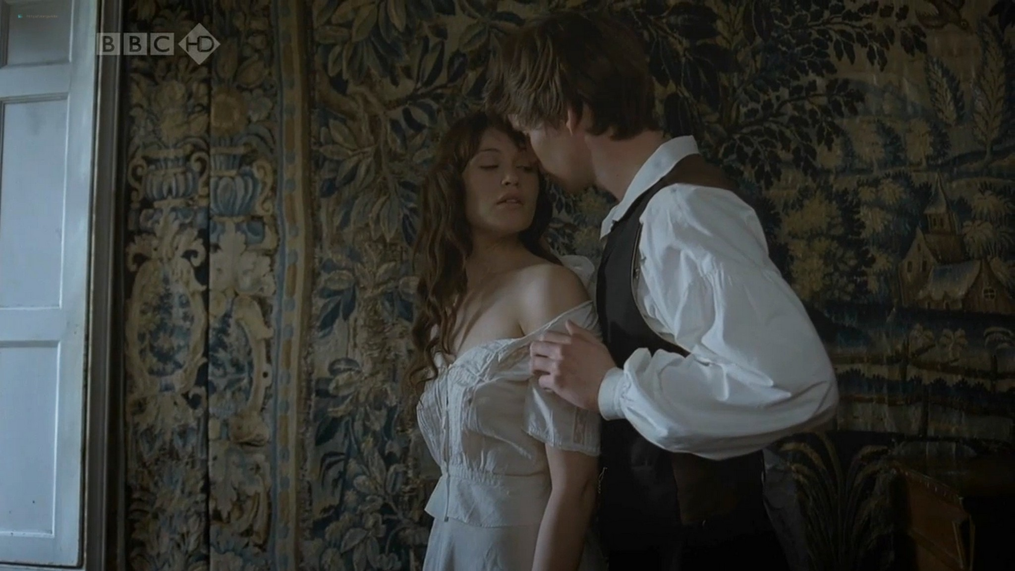 Gemma Arterton nude topless in - Tess of the D'Urbervilles (2008) HD 720p (6)