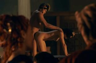 Marisa Ramirez, Jessica Grace Smith and Jaime Murray all naked and sex – Spartacus s1e4 hd720p