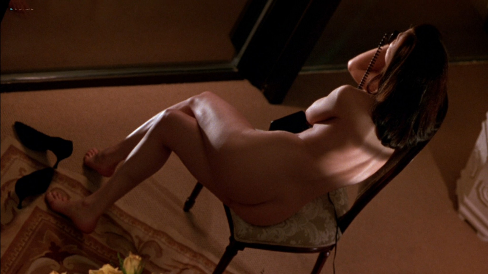 Linda Fiorentino nude Angie Everhart nude full frontal - Jade (1995) HD 1080p BluRay (17)