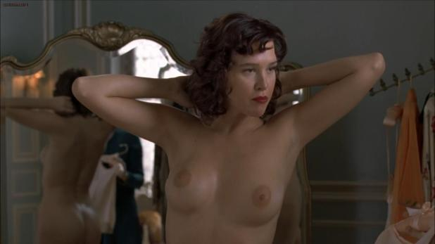 """Paz de la Huerta full frontal nude, bush and nude butt from """"Boardwalk Empire"""" S01E03 HD720p"""