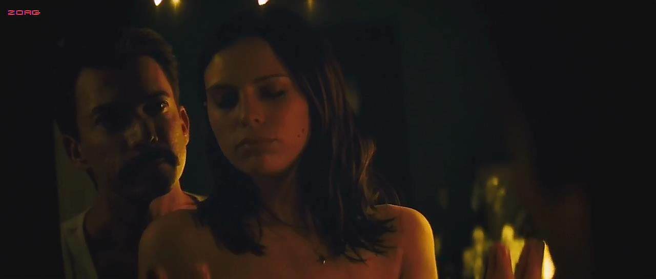 Sara Foster hot and some mild sex action - Psych 9 (2010) HD720p