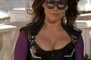 Sophia Bush hot sexy and nice cleavage - One Tree Hill S08E14 HD720p