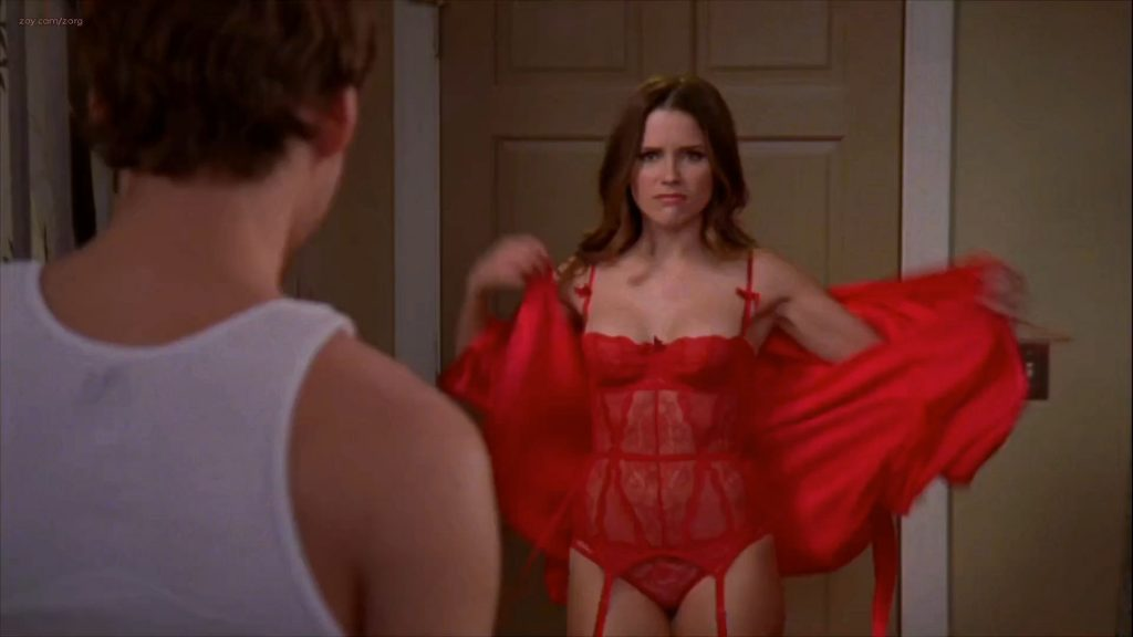 Sophia Bush hot sexy lingerie - One Tree Hill (2011) s08e15 HD 1080p (2)