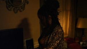 Shanola Hampton topless nude in - Shameless S1E9 hd720p