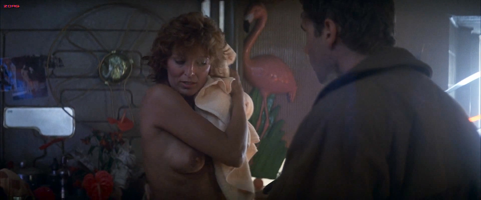 Joanna Cassidy nude topless and Sean Young hot and cute - Blade Runner (1982) hd1080p (10)