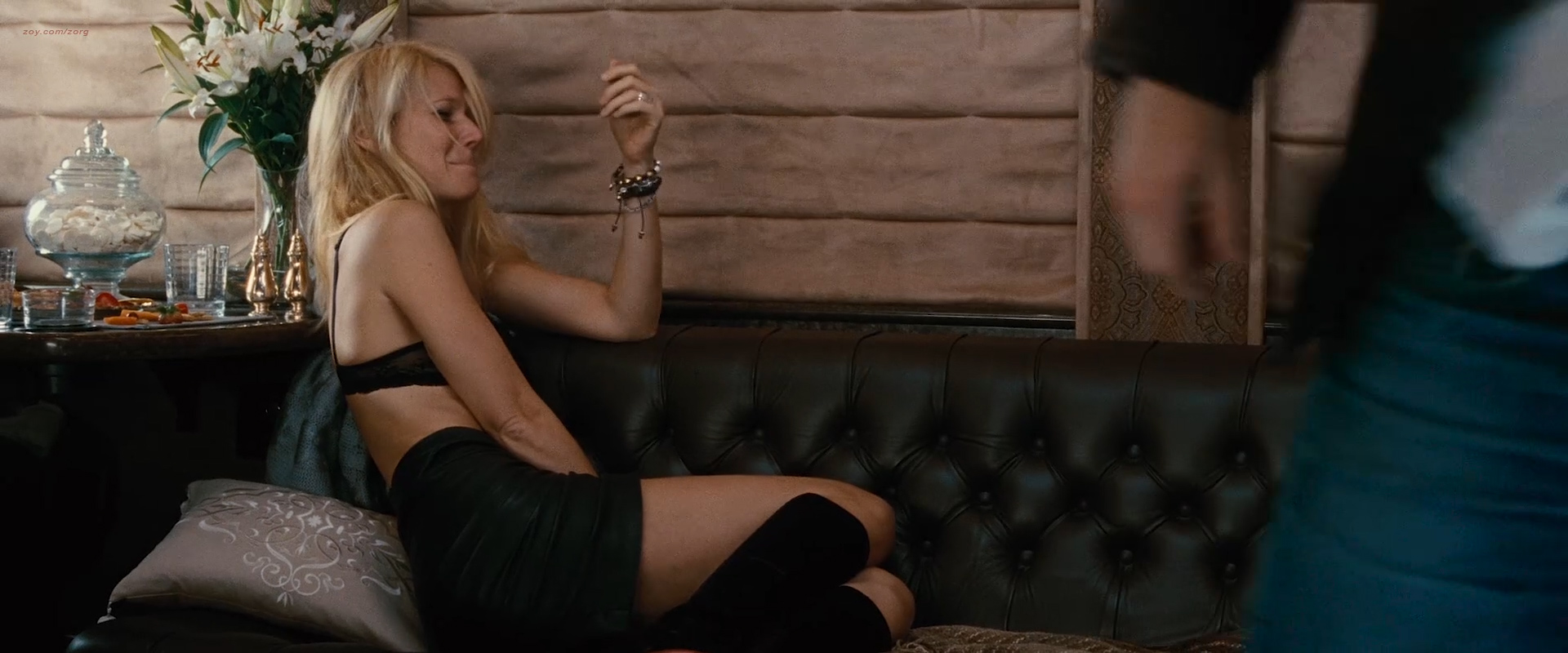 Leighton Meester hot and Gwyneth Paltrow sexy in lingerie - Country Strong (2010) hd1080p (4)