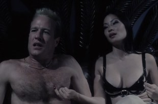 Lucy Liu hot and sexy - Payback (1999) hd720p