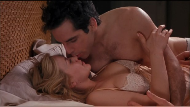 Patricia Arquette sexy in bra and panties - Flirting with Disaster (1996) hd1080p