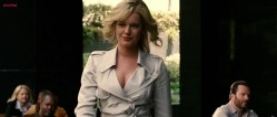 Rebecca Romijn huge cleavage and smoking - The Alibi (2006) hd720p