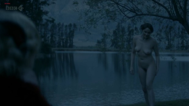 Rosamund Pike nude Rachael Stirling nude full frontal others nude too- Women in Love (2011) pt1 hd720p (10)