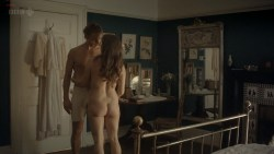 Rosamund Pike nude Rachael Stirling nude full frontal others nude too- Women in Love (2011) pt1 hd720p (1)