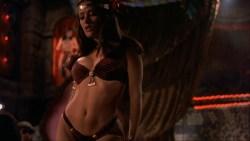 Salma Hayek sexy busty seductive vampire from Dusk Till Dawn (1996) hd1080p (2)