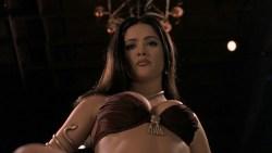 Salma Hayek sexy busty seductive vampire from Dusk Till Dawn (1996) hd1080p (15)