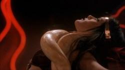Salma Hayek sexy busty seductive vampire from Dusk Till Dawn (1996) hd1080p (9)
