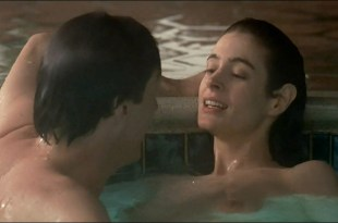 Sean Young nude butt, skinny dipping and sex in the pool – The Boost (1988) hd1080i