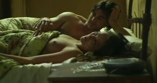 Tori Black nude topless and sex in non adult movie - Half Moon (2010)