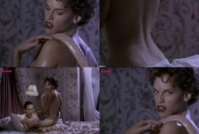 Hilary Swank nude and sex – Some Times They Come Back Again (1996)