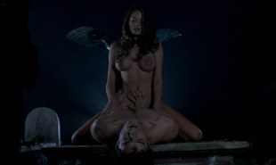 Anna Falchi naked topless and hot sex in – Dellamorte Dellamore (1994) hd1080p