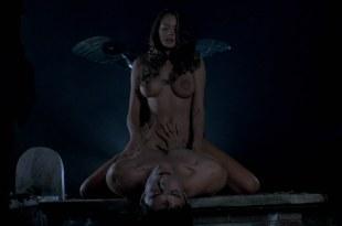 Anna Falchi naked topless and hot sex in – Dellamorte Dellamore (1994) hd1080p