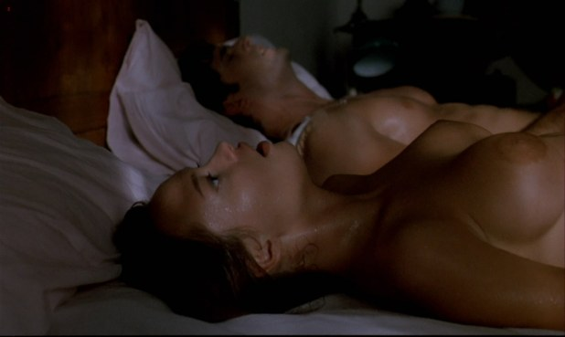 Anna Falchi naked and nude topless Dellamorte Dellamore (1994) hd1080p