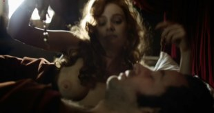 Romola Garai nude topless hot sex - The Crimson Petal And The White s1e1 hd720p