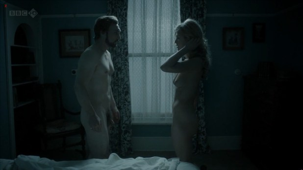 Rosamund Pike nude butt Rachael Stirling nude full frontal and Tinarie Van Wyk-Loots nude - Women in Love (2011) part 2 hd720p (9)