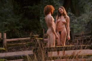 Paz de la Huerta naked sex in the car and Nicole Wilder naked frll frontal – The Tripper (2006) hd720p