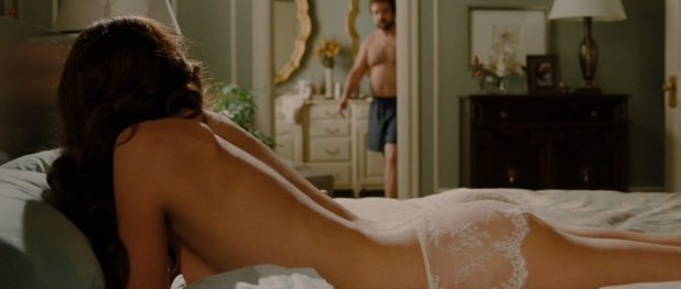 Rosamund Pike hot butt in see through lingerie - Barney's Version (2010) hd720p (2)